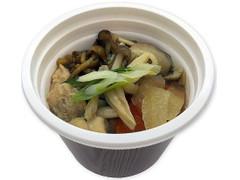 セブン-イレブン たんぱく質が摂れる鶏ときのこの和風スープ