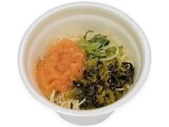 セブン-イレブン 小さな焼ビーフン 高菜と辛子明太子