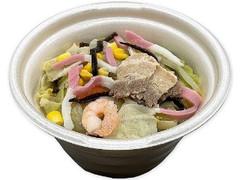 セブン-イレブン ♪鶏白湯仕立ての野菜ちゃんぽんスープ