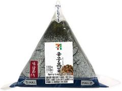 セブン-イレブン 味付海苔おにぎり 辛子高菜