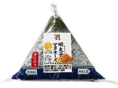 セブン-イレブン 味付海苔おにぎり 明太子マヨネーズ
