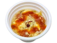 セブン-イレブン お酢でさっぱり トマト入り酸辣湯