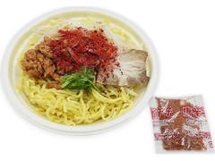 セブン-イレブン 魚介ダシの辛口まぜ麺