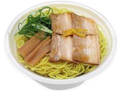 セブン-イレブン 鶏ガラと魚介出汁の中華そば