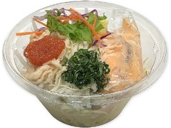 セブン-イレブン 明太子クリームソースと大葉のパスタサラダ