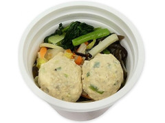 セブン-イレブン 88kcal鶏団子の平春雨スープ