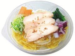 セブン-イレブン 三重県産真鯛のだし使用 冷し塩ラーメン