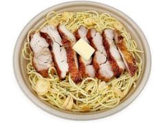 セブン-イレブン ガーリックバター醤油チキンパスタ