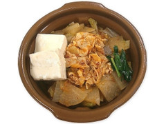 セブン-イレブン 1/2日分の野菜 辛旨豚肉チゲ