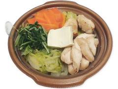 セブン-イレブン たんぱく質が摂れる豆乳鍋