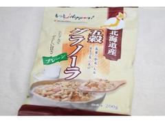 もっとNippon! 北海道産五穀グラノーラ 袋200g