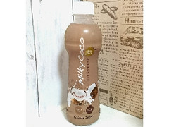 タイ産 ミルキーココ ココナッツミルク チョコレートフレーバー ペット270ml