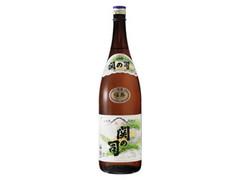 白河銘醸 関の司 瓶1.8L