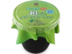 ロピア 絹ごしグリーンティープリン カップ1個