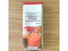 無印良品 20種類の野菜と果実 トマト&白桃 パック200ml