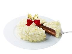 モロゾフ クリスマス グルノーブル ホワイト