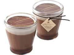 モロゾフ プレミアムチョコレートプリン