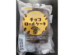 日糧 チョコロールケーキ 袋4個