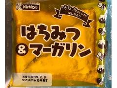 日糧 はちみつ&マーガリン 袋2個