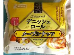 日糧 デニッシュロール メープルナッツ 袋1個