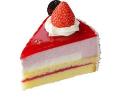 銀座コージーコーナー 濃厚苺のムースケーキ