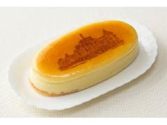 銀座コージーコーナー 東京駅のチーズスフレ メープル