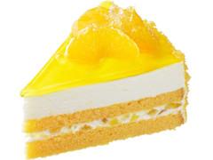 銀座コージーコーナー 清見オレンジのレアチーズ