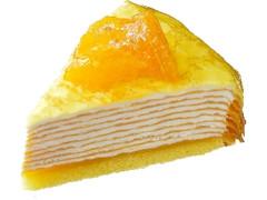 銀座コージーコーナー 清見オレンジのミルクレープ