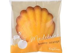 銀座コージーコーナー はちみつオレンジマドレーヌ