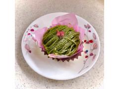 銀座コージーコーナー 抹茶とさくらのモンブラン