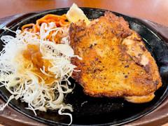 ガスト チキテキ 若鶏のピリ辛スパイス焼き