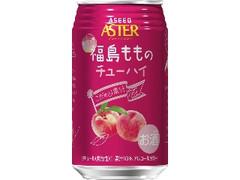 アシードブリュー アシードアスター 福島もものチューハイ 缶350ml