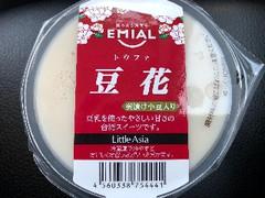 EMIAL 豆花 蜜漬け小豆入り カップ150g