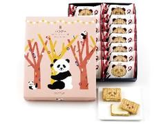 シュガーバターの木 パンダのシュガーバターサンドの木