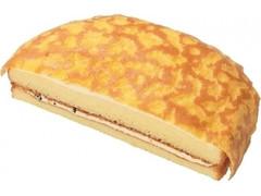 ローソンストア100 VL クレープケーキ チョコチップ入りバナナクリーム