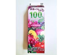 ローソンストア100 VL 野菜&フルーツ 26種 紫 100%
