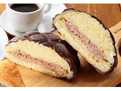 ローソンストア100 VL チョコメロンパン