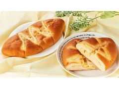 ローソンストア100 VL チーズマヨネーズパン