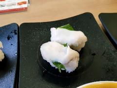 かっぱ寿司 大葉のせロコ貝