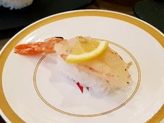 かっぱ寿司 赤えび塩炙り