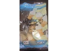 シャトレーゼ ミニソフト バニラ 袋10個