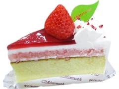 シャトレーゼ 苺のスフレチーズケーキ