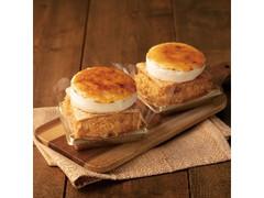 シャトレーゼ ブリュレシブースト 発酵バターパイかさね