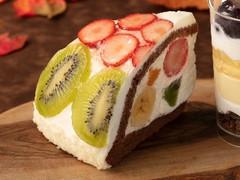 シャトレーゼ 果実いっぱいフルーツボンブ