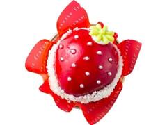 シャトレーゼ まんまる苺ケーキ