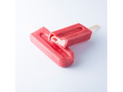 シャトレーゼ やわらか氷バー あまおう苺