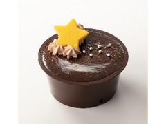シャトレーゼ 七夕 夜空のピスタチオショコラケーキ