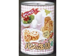 パン・アキモト パンの缶詰イチゴ味 100g