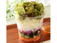 ナチュラルローソン オクラとわかめのシェイカーサラダ 1食分の野菜