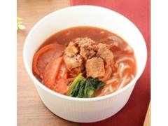 ナチュラルローソン 五香粉をきかせた台湾風牛肉トマトスープ